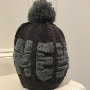 Accessories - Pom Pom NEW YORK beanie knit hat